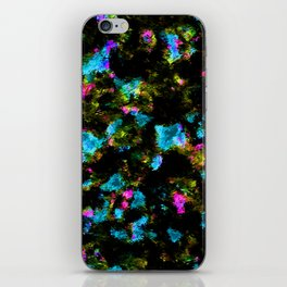 Abstract Jewels iPhone Skin