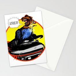 Mr. T(Rex) Stationery Cards