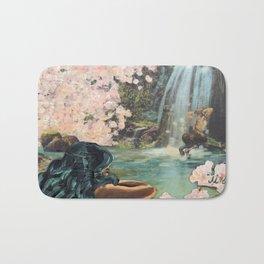 The Faun and the Mermaid Bath Mat