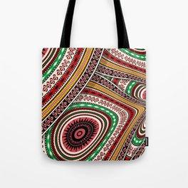 Tribal adventure Tote Bag