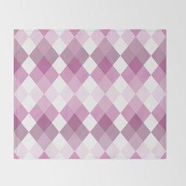 karo (rose) Throw Blanket