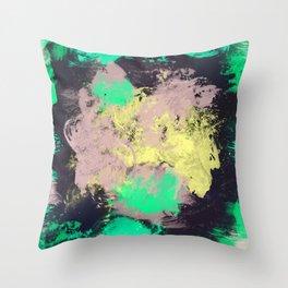 Chemical Throw Pillow