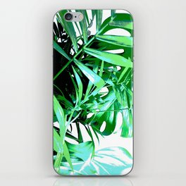 Tropical Gathering iPhone Skin