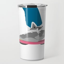 Power Laces (The 2015 Collection) Travel Mug