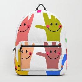 Happy Hands Backpack