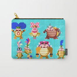 Koopalings! Carry-All Pouch