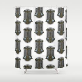 Tribute to Thor Shower Curtain