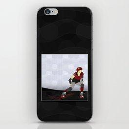 Roller Derby iPhone Skin