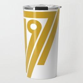 Awesome Since 1977 Travel Mug