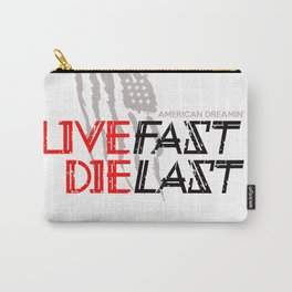 LiveFast Carry-All Pouch