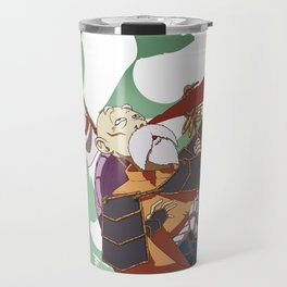 Dragon Ball Bushido : Master Roshi Travel Mug
