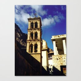 Saint Catherine's Cathedral Canvas Print
