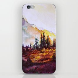 Calluna iPhone Skin