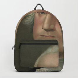 Vintage Portrait of George Washingon (1896) Backpack