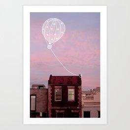 Don't Fly Away Art Print