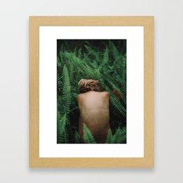 Daphne Framed Art Print