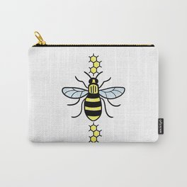 Manchester Bee for Charity Carry-All Pouch