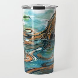 Puddles Travel Mug