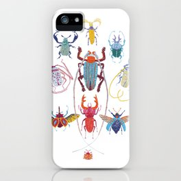 Stitches: Bugs iPhone Case
