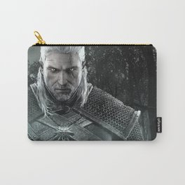 Geralt of Rivia - The Witcher 3 Carry-All Pouch