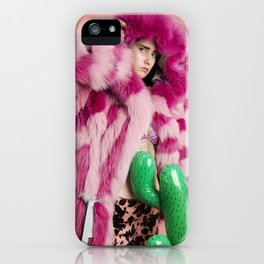 Space Cowgirl iPhone Case