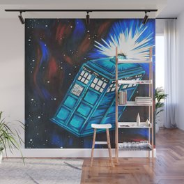 Mobile Phone Wall Mural