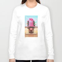 arnold Long Sleeve T-shirts featuring Arnold by Flester