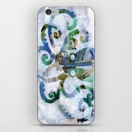 For the love of Octopus iPhone Skin