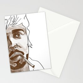 A good man Stationery Cards