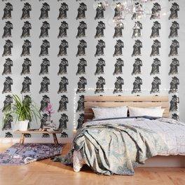 Raccoon Bandit Wallpaper