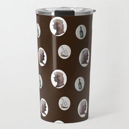 Message in a Bottle Travel Mug