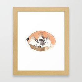 Apesanteur Framed Art Print