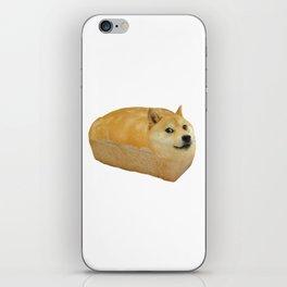 Doge in bread meme Kekistan #DogRight dog iPhone Skin