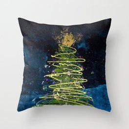 Oh Christmas tree! Throw Pillow