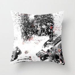 Simon Neil Throw Pillow