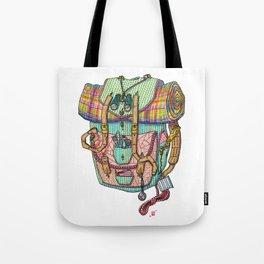 Adventure Backpack Tote Bag