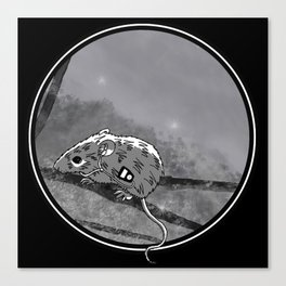 MousePod Canvas Print