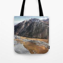 New Zealand's beauty *Aoraki/MtCook 7 Tote Bag