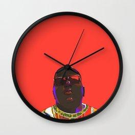 Biggie Smalls Wall Clock