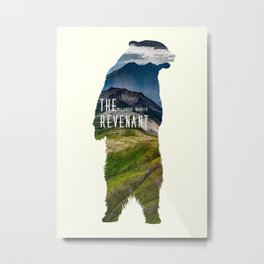 The Revenant Metal Print