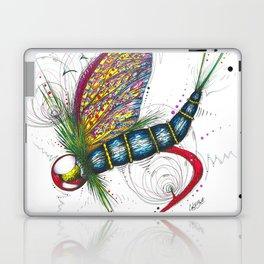 Mayfly Madness Laptop & iPad Skin