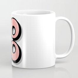 XOXO Hugs & Kisses Coffee Mug