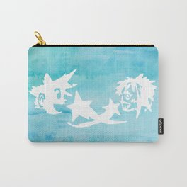 Kingdom Hearts Watercolor Carry-All Pouch