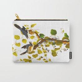 Loggerhead Shrike Bird Carry-All Pouch