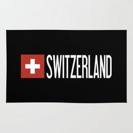Switzerland: Swiss Flag & Switzerland Rug