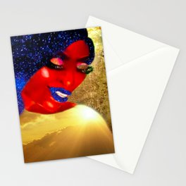 Ecstatic Queen Stationery Cards
