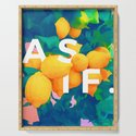 As If #society6 #decor #buyart by 83oranges