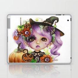 HALLOWEEN HANNAH Laptop & iPad Skin