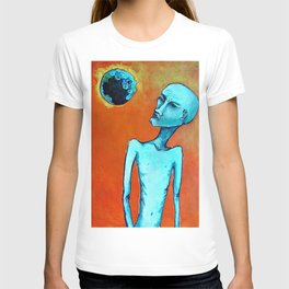 Planetary Scope T-shirt