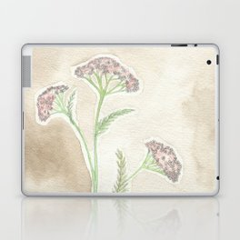 Pink Yarrow Laptop & iPad Skin